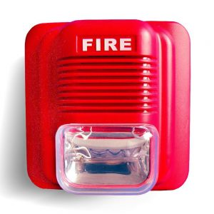 Flasher Sounder for Fire Alarm System